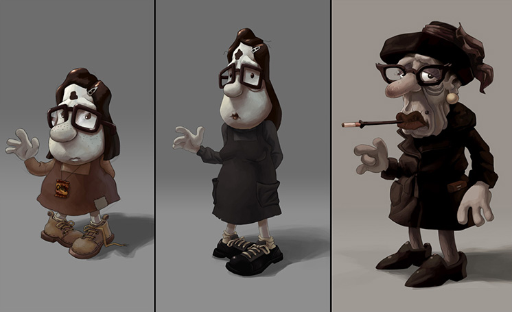 12field Animation Studio Mary And Max