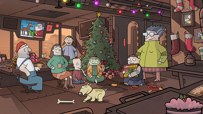 dogstar christmas movie